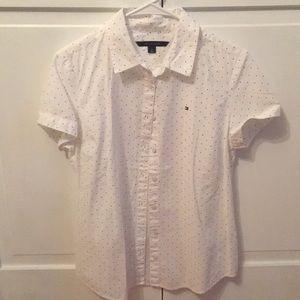 Lady's shirt by Tommy Hilfiger size M